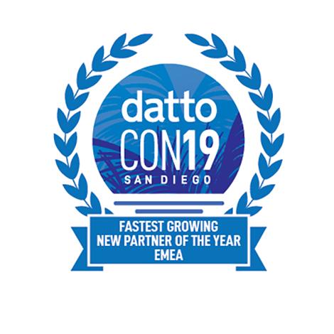 ACADIR remporte le prix Golden Datto à la conférence DattoCon19