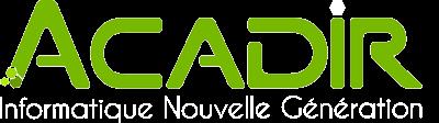 Logo Acadir IT - Text only