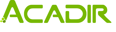 Logo Acadir IT - Text only